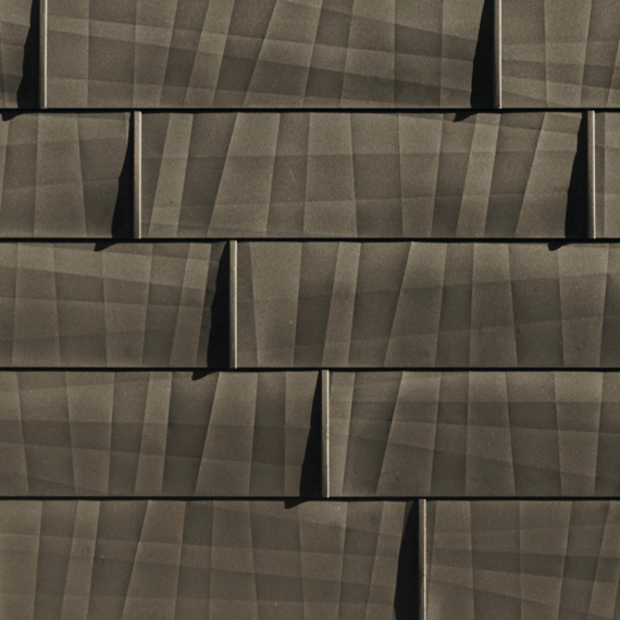 PATTERNED FACADE SYSTEM